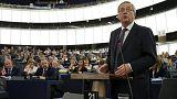 Европарламент одобрил кандидатуру Юнкера