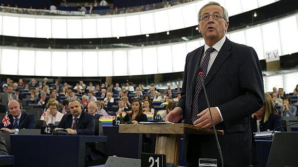 European Parliament elects Jean-Claude Juncker as president