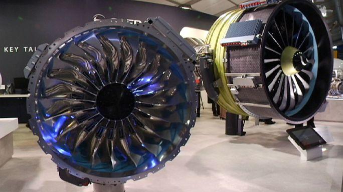 Havacılıkta son yenilikler Farnborough'da