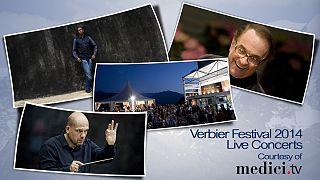 Verbier Festival 2014 Live Concerts