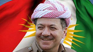"""البارازني :""""لن يبقى الأكراد وسط نيران التطرف المذهبي"""""""