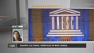 حفاظت از میراث فرهنگی در زمان جنگ