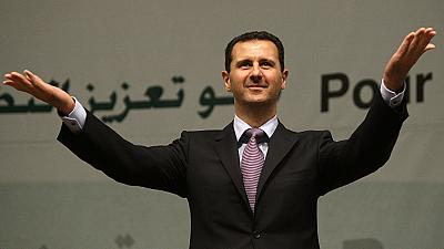 "Bashar al-Assad : la technique du ""dos rond"""