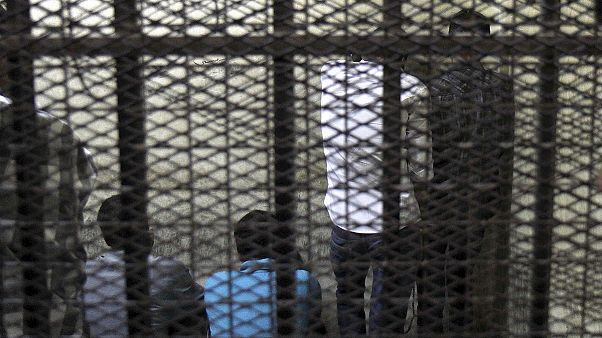 السجن المؤبد لسبعة مصريين أدينوا بالاغتصاب في ميدان التحرير
