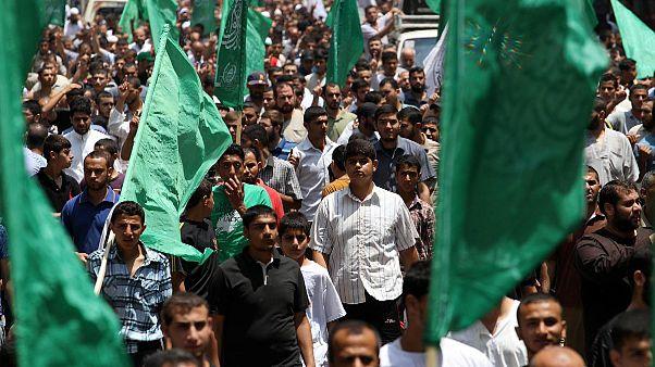 حماس ترفض وقف إطلاق النار إلا بشروط