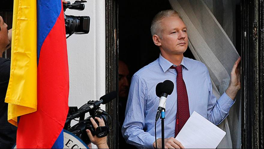 Arrest warrant against WikiLeaks founder Julian Assange upheld by Swedish court