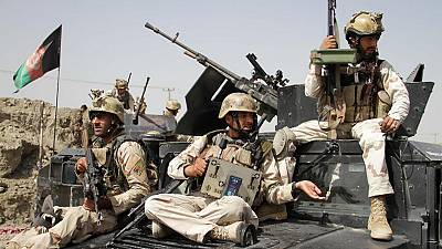 Afghan forces repel Taliban attack on Kabul airport