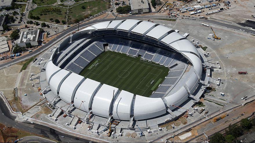 Les stades brésiliens du Mondial 2014 pourraient s'offrir une nouvelle vie