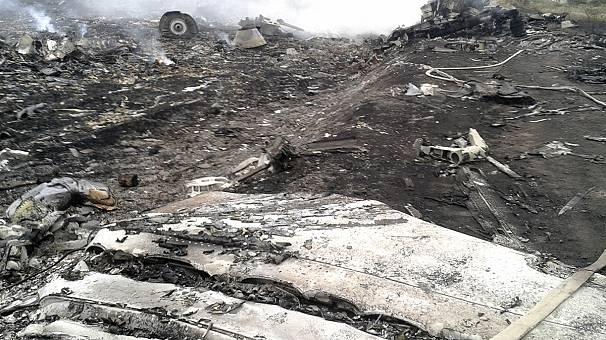 Malaysia Airlines passenger jet 'shot down' in east Ukraine