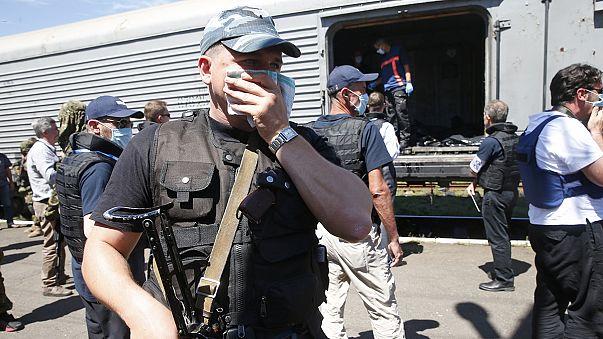 Egyre több a spekuláció az MH17-es járat lezuhanása körül - Live update