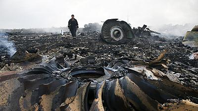 Footage of MH17 wreckage in Ukraine – nocomment