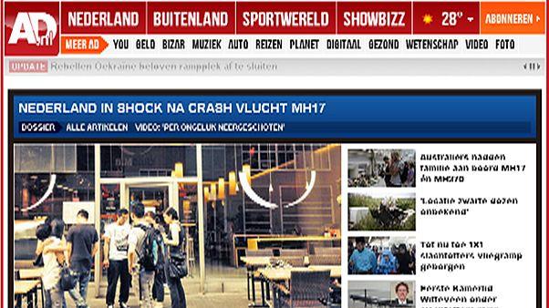 Press Review: Ukraine MH17 Plane Crash