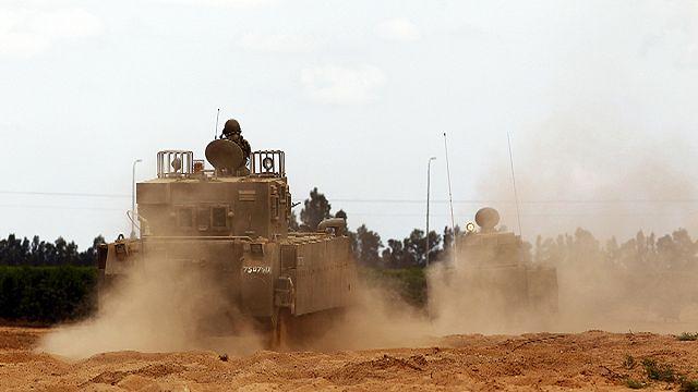 LIVE UPDATE: Israel-Gaza conflict