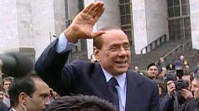 Berlusconi sex conviction overturned