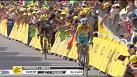 Tour de France: Majka wins stage 14 as Nibali extends overall lead