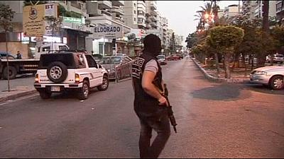 Lebanese forces kill suspected bomb maker in raid