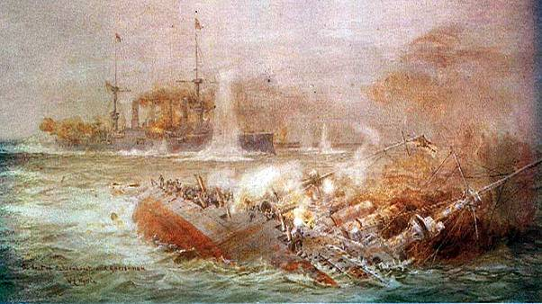 Battle of the Falkland Islands