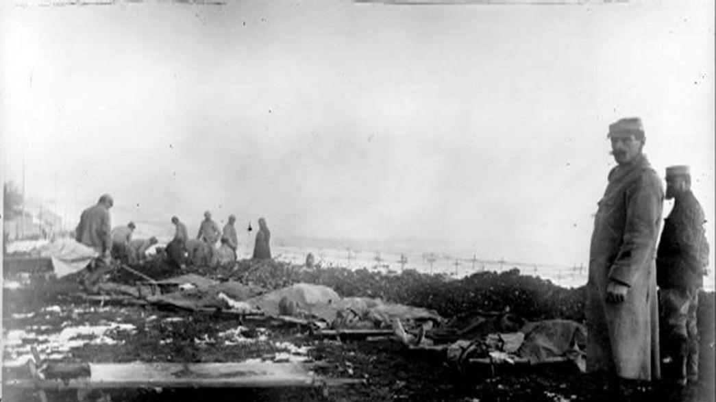 Il y a 100 ans débutait la bataille de Verdun