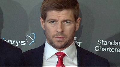 Gerrard retires from international football