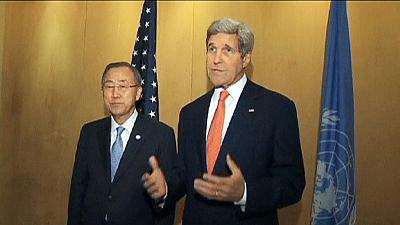 Gaza-Operation: Kerry betont in Kairo Sorge um Zivilisten