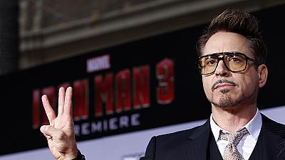 Downey Jr tops actors' rich list but where are the women?