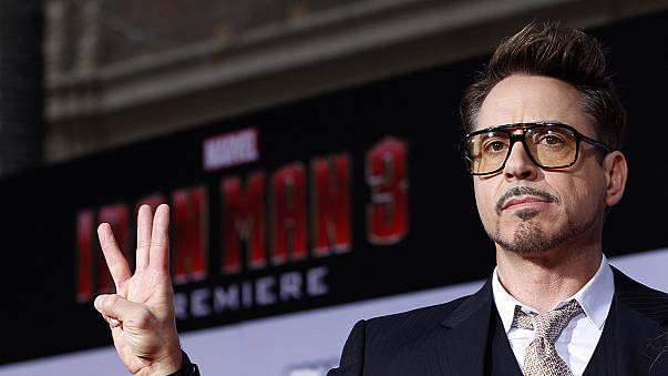Downey Jr tops actors' rich list but where are the women?
