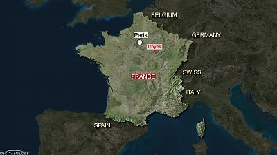 Four children among road crash dead near Troyes, France