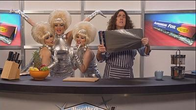 """Weird Al Yankovic s'attaque à Pharrel Williams"