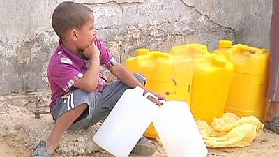 Gaza: water shortages worsen – nocomment