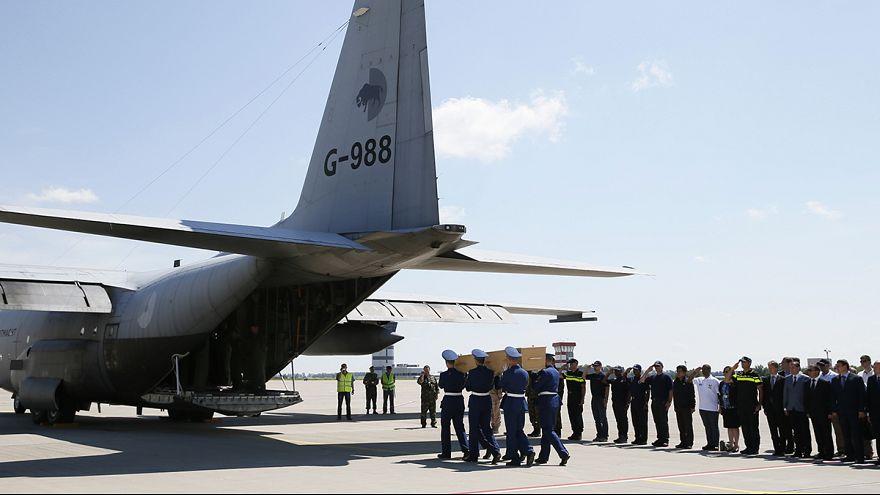 Vol MH17 : journée de deuil éprouvante aux Pays-Bas