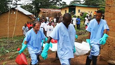 Chief Ebola doctor contracts virus