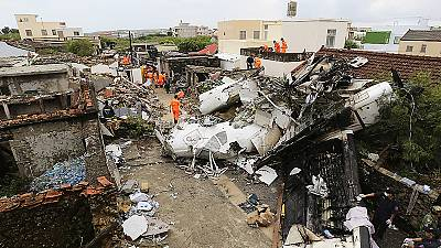 Taiwan defends flight clearance given to plane before crash