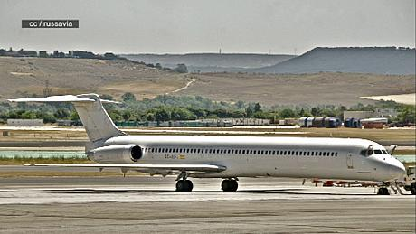 Air Algerie plane 'crashes' over Sahara