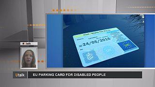 Conducteurs handicapés : les mêmes droits dans toute l'Europe