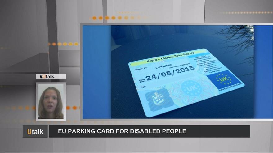 Disabled and driving in the EU: where can you park?