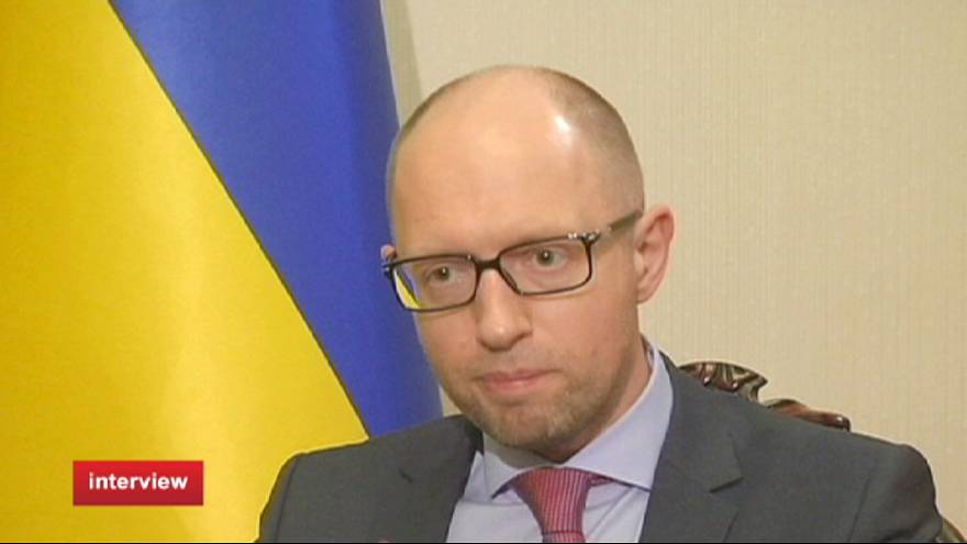 Les confidences d'Arseni Iatseniouk avant sa démission
