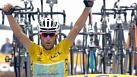 The Shark bites: Nibali sprints to victory in stage 18 of the Tour de France