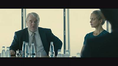 Posthumous performance by Phillip Seymour Hoffman in 'A Most Wanted Man'