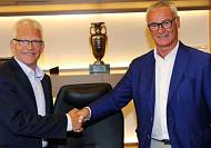 Ranieri appointed Greece manager