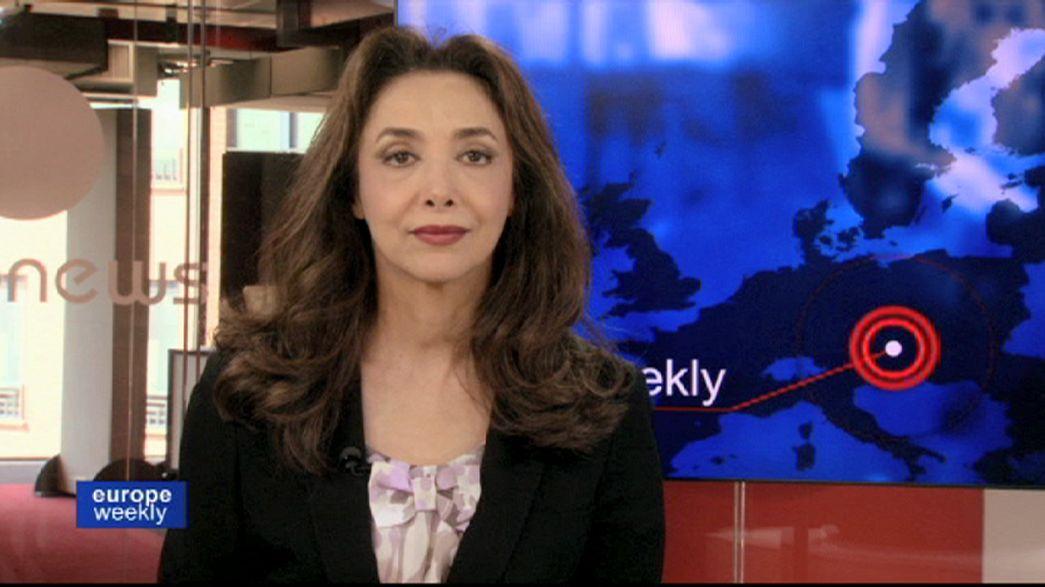 """""""Europe Weekly"""": Reação europeia à tragédia do voo MH17 em destaque"""