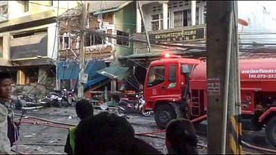 Separatists blamed for deadly car bomb in southern Thailand