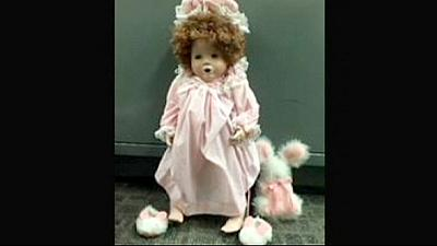 "California woman ""embarrassed"" by scare over porcelain doll deliveries"