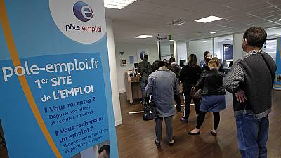 French unemployment hits new record in June