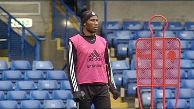 Drogba moves back to Chelsea