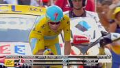 Martin wins stage 20 but Nibali set for Tour de France victory