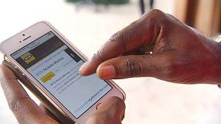 Os serviços bancários nos telemóveis de Brazzaville