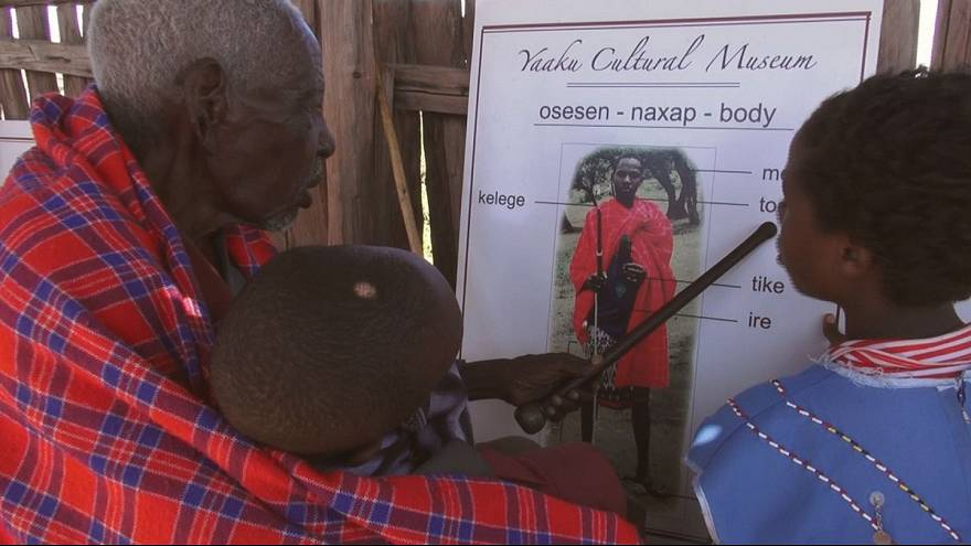 Школа спасает языки меньшинств