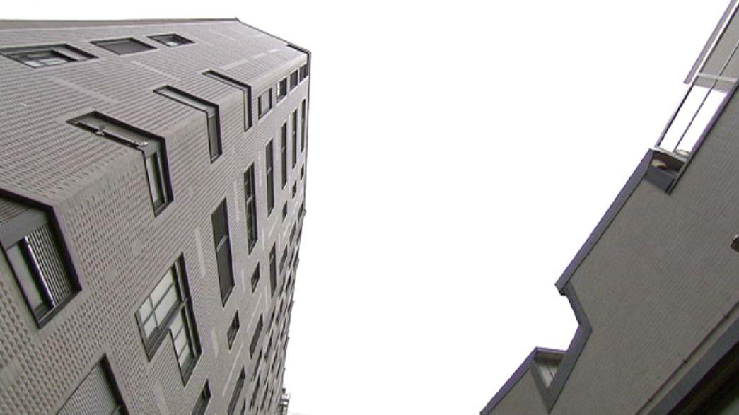 """В Европе """"утеплят"""" старые здания"""