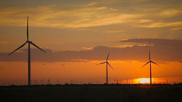 Le Texas, son pétrole... et ses parcs éoliens et solaires !