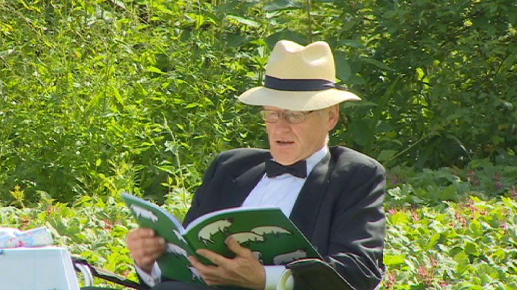 Glyndebourne-Festival: Verdi, Prosecco und Picknick